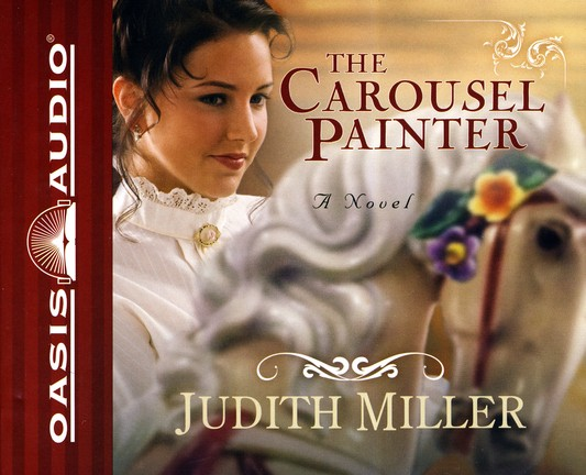 The Carousel Painter - Unabridged Audiobook on CD