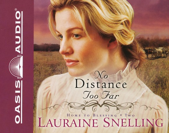 #2: No Distance Too Far--Abridged Audiobook on CD