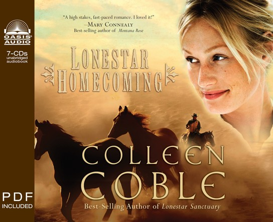 Lonestar Homecoming - Unabridged Audiobook on CD