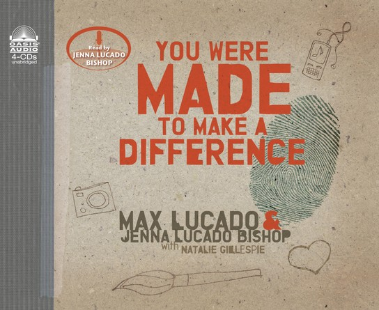 You Were Made to Make a Difference Unabridged Audiobook on CD