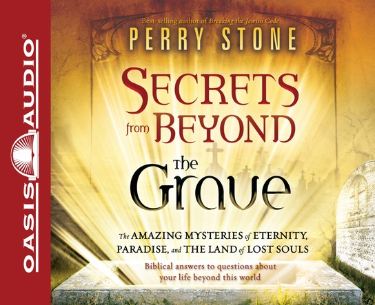 Secrets from Beyond the Grave Unabridged Audiobook on CD