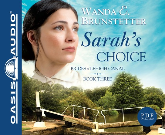 #3: Sarah's Choice Unabridged Audiobook on CD