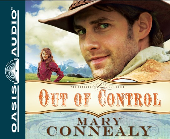 Out of Control Unabridged Audiobook on CD