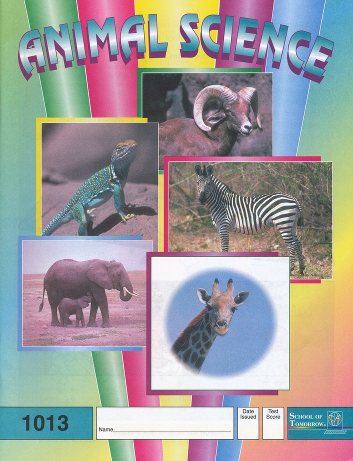 Animal Science PACE 1013, Grade 2