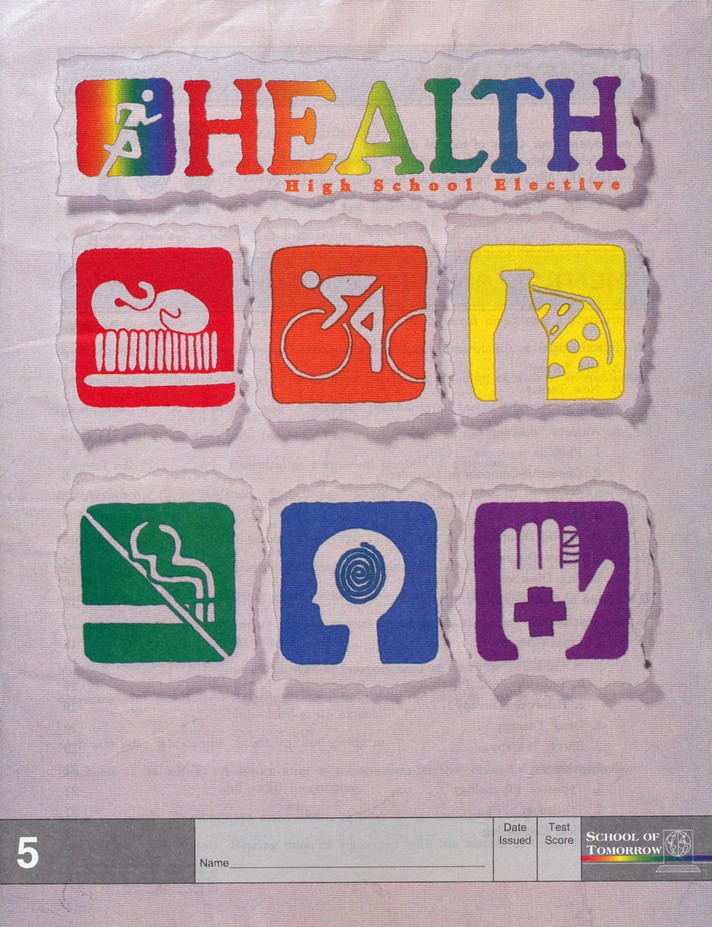 Health PACE 5, Grade 9-12