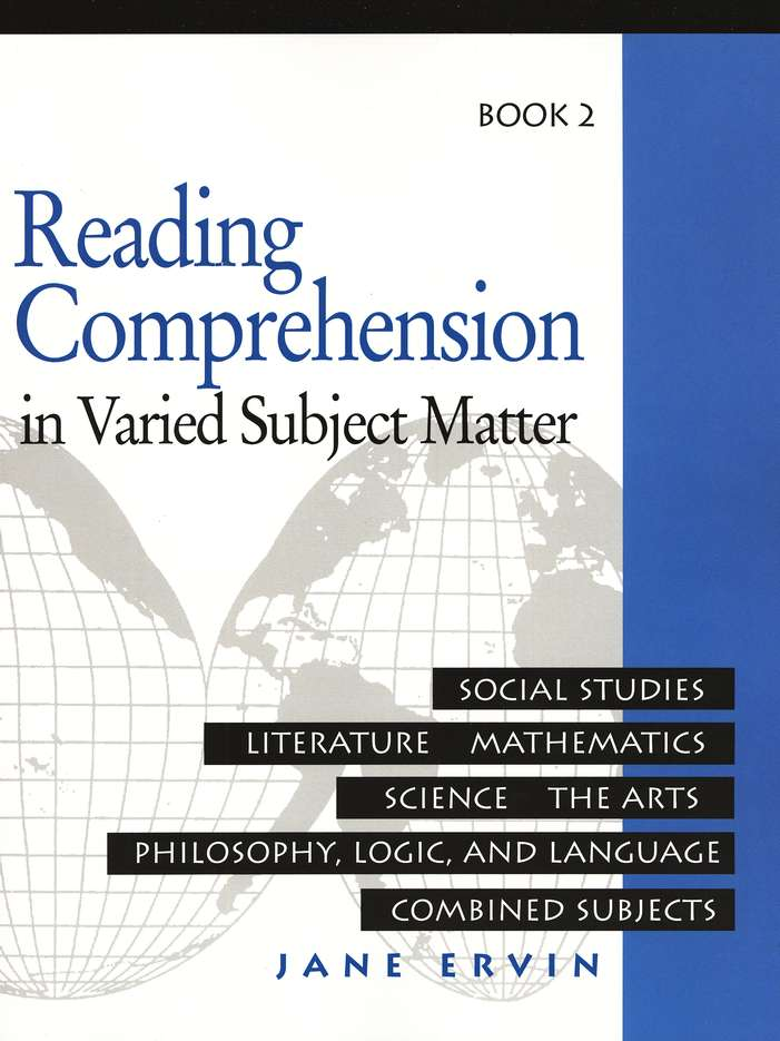 Reading Comprehension in Varied Subject Matter Book 2, Grade 4