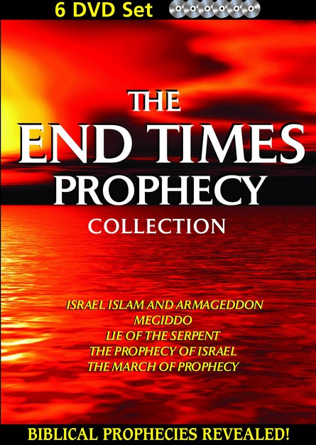 The End Times Prophecy Collection, 6-DVD Set