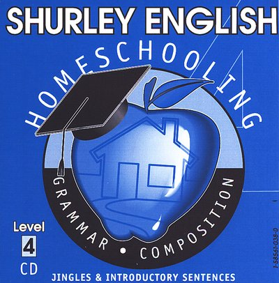 Shurley English Level 4 Instructional CD
