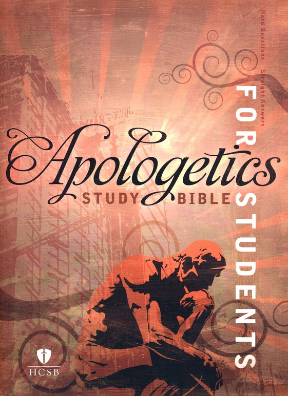 HCSB Apologetics Study Bible for Students, Paperback