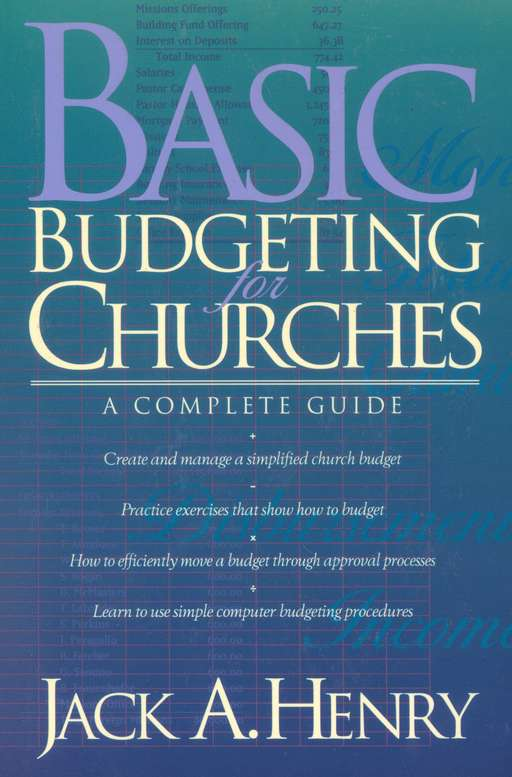 Basic Budgeting For Churches