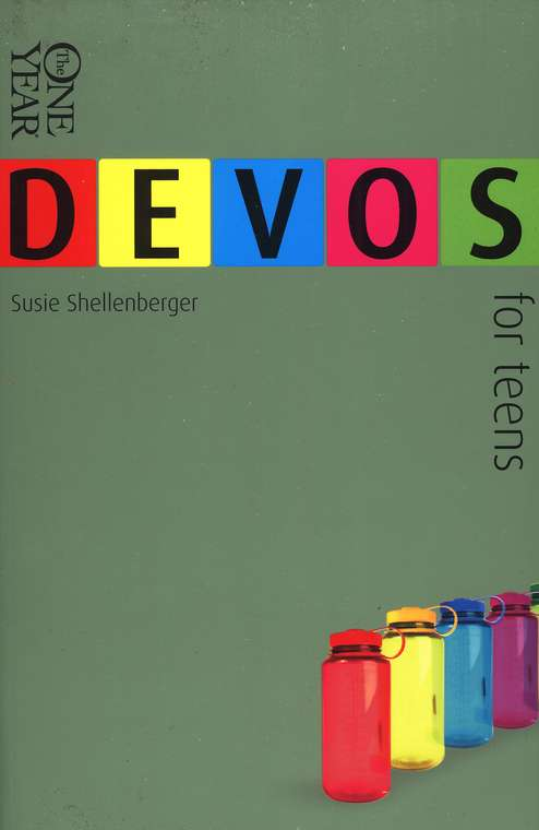 The One-Year Devos for Teens, Volume 1