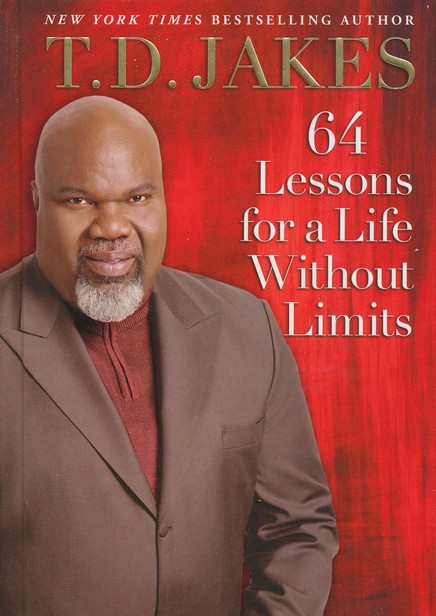 64 Lessons for a Life Without Limits, Hardcover