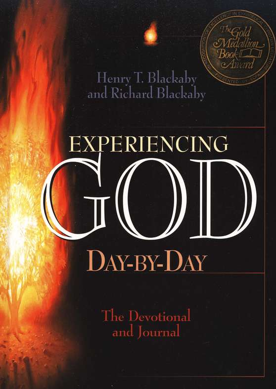Experiencing God Day-by-Day: The Devotional and Journal