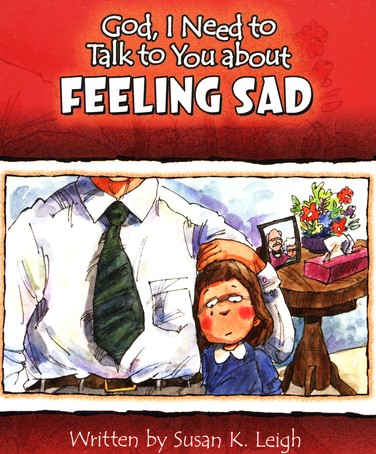 God I Need to Talk to You about Feeling Sad Booklet