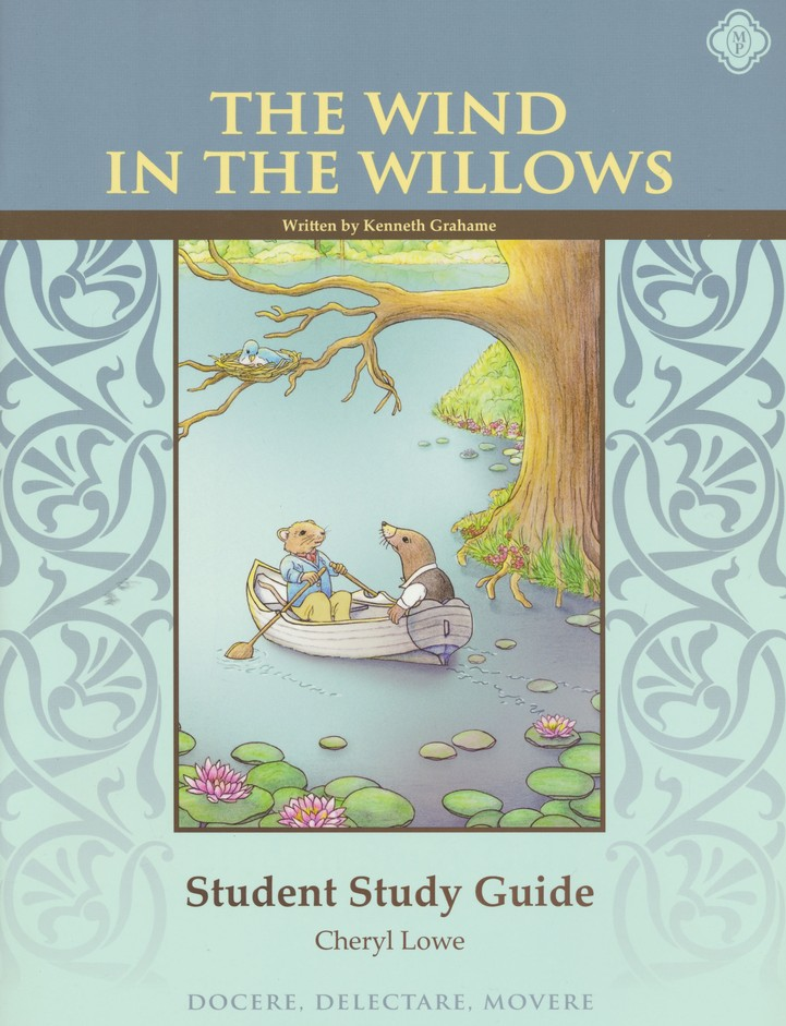 The Wind in the Willows Literature Guide, 8th Grade, Student Edition