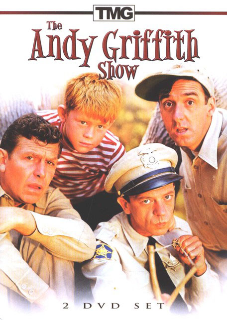 The Andy Griffith Show (12 Episodes on 2 DVD's)