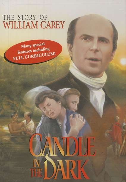 Candle in the Dark: The Story of William Carey, DVD