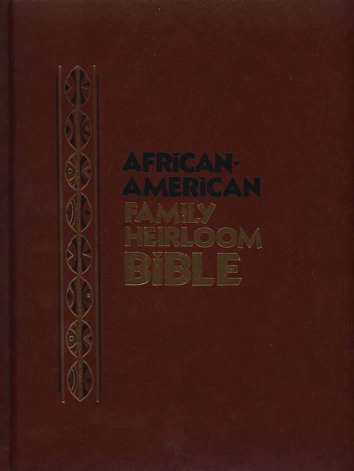 KJV African-American Family Heirloom Bible