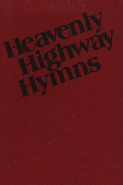Heavenly Highway Hymns (softcover, dark red)