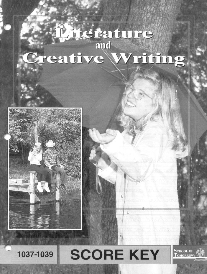 Grade 4 Literature and Creative Writing SCORE Keys 1037-1048