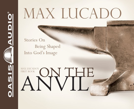 On the Anvil               - Audiobook on CD
