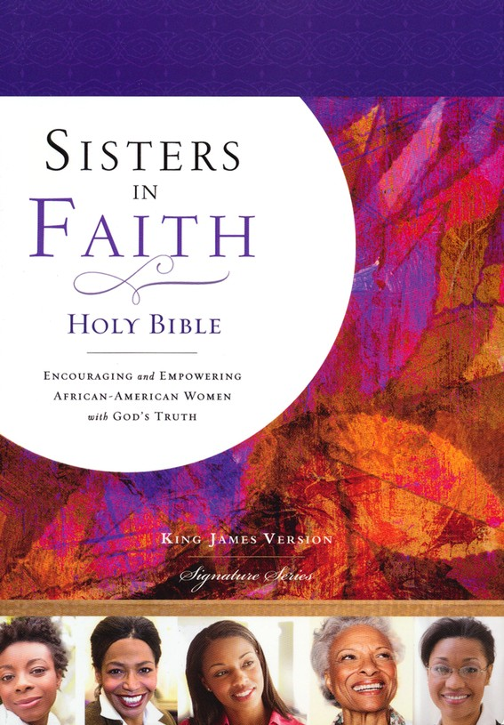 KJV Sisters in Faith Holy Bible, Hardcover