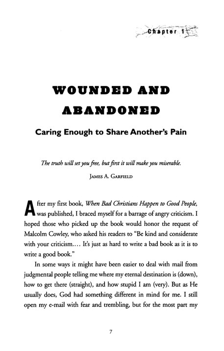 Bring 'Em Back Alive: A Healing Plan for those Wounded by the Church
