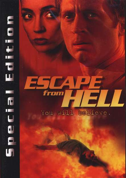 Escape from Hell, DVD
