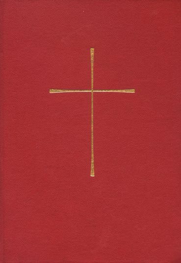 1979 Book of Common Prayer, Personal Edition, Hardcover, Red