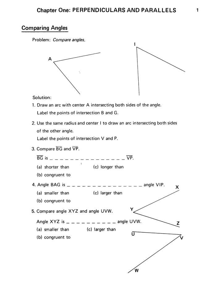 Key To Geometry, Book #7