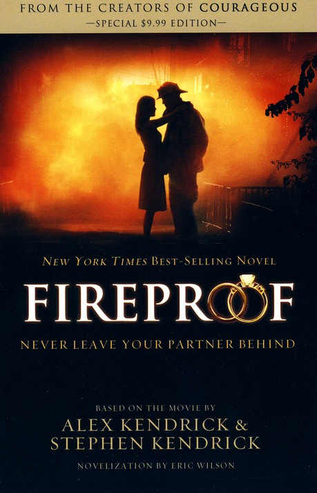 Fireproof, paperback