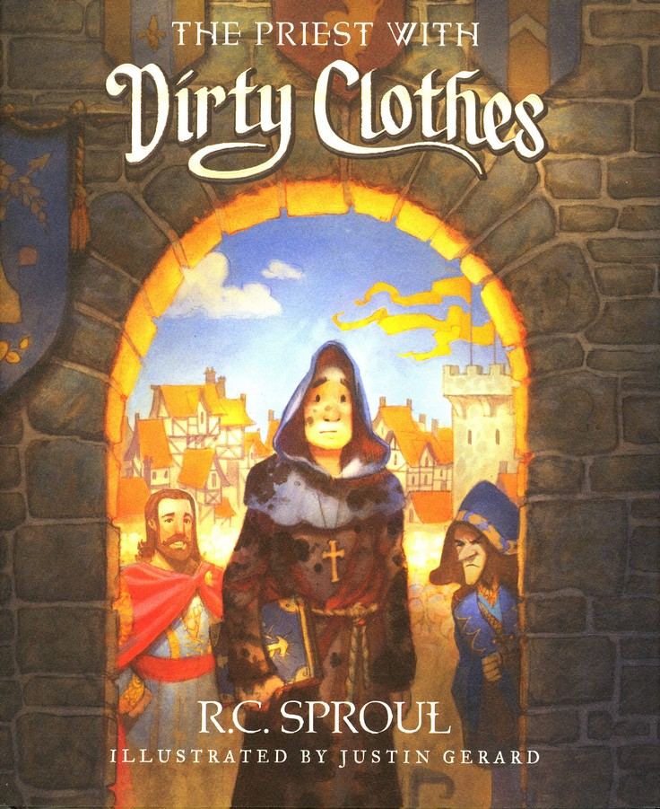 The Priest with Dirty Clothes, Hardcover
