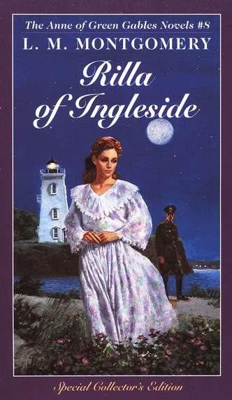 Anne of Green Gables Novels #8: Rilla of Ingleside