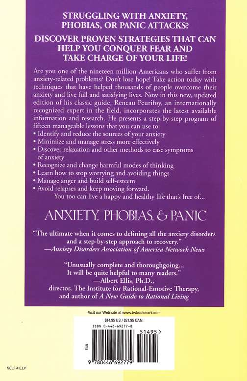 Anxiety, Phobias & Panic: Revised and Updated