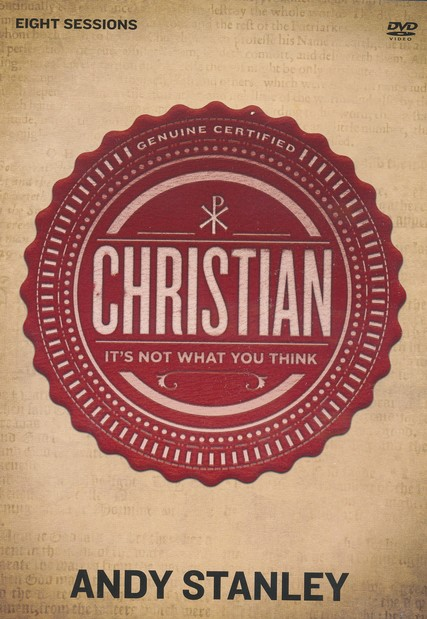 Christian Study Guide with DVD: It's Not What You Think