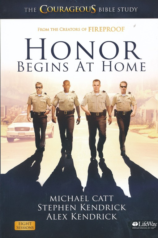 Honor Begins at Home--Member Book