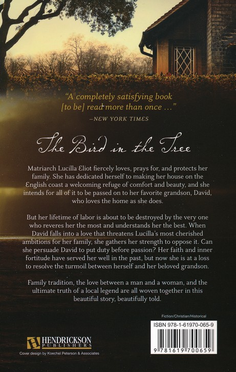 The Bird in the Tree, Eliot Family Trilogy Series #1