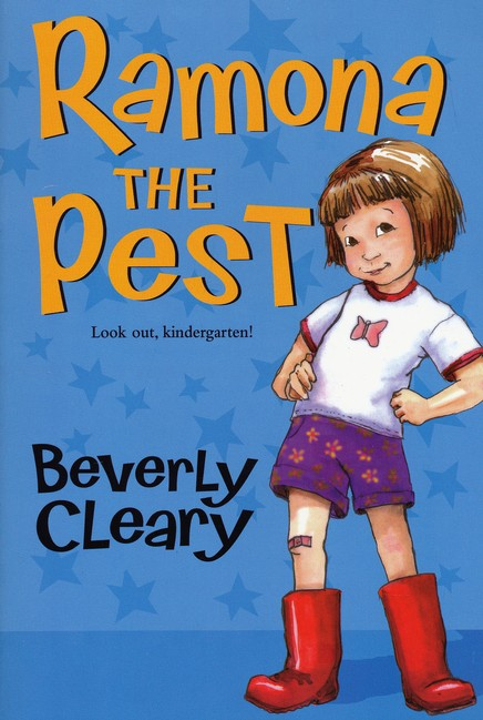 #2: Ramona the Pest