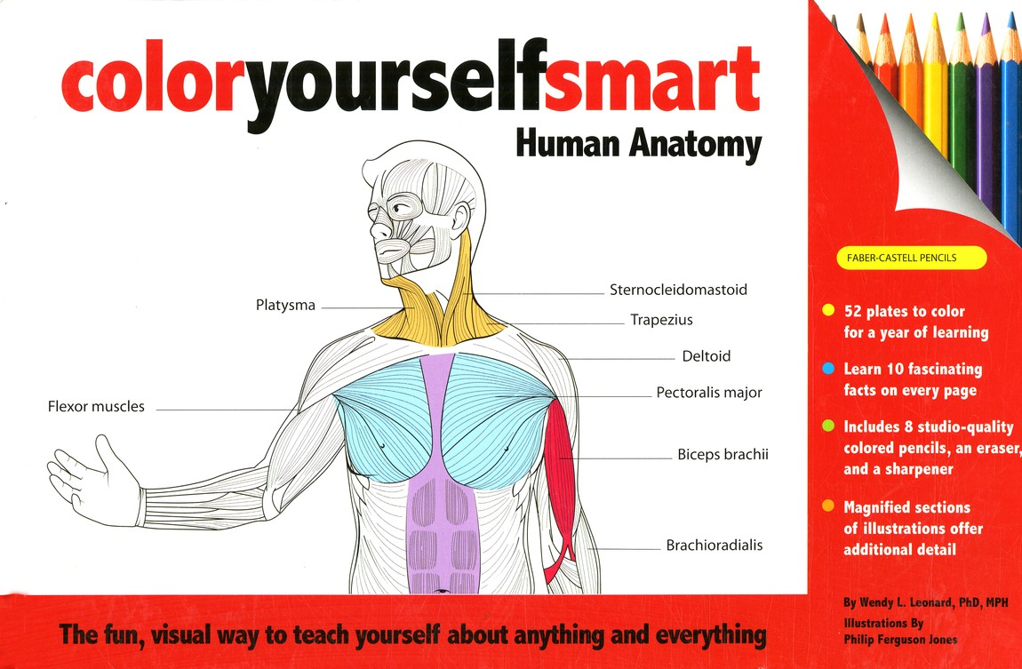 Color Yourself Smart: Human Anatomy