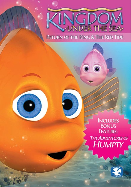 Kingdom Under the Sea, Special Gold Edition, DVD
