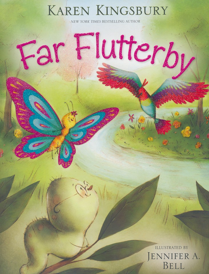 Far Flutterby - Slightly Imperfect