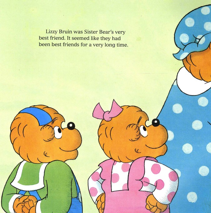 Living Lights: The Berenstain Bears Faithful Friends