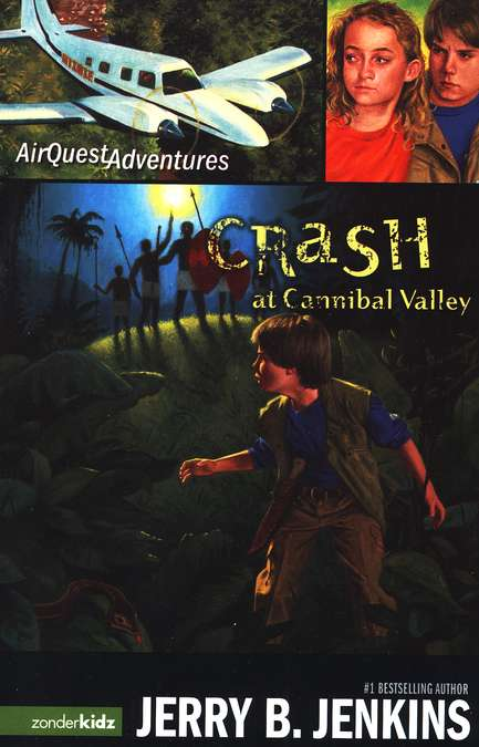 AirQuest Adventures #1: Crash at Cannibal Valley