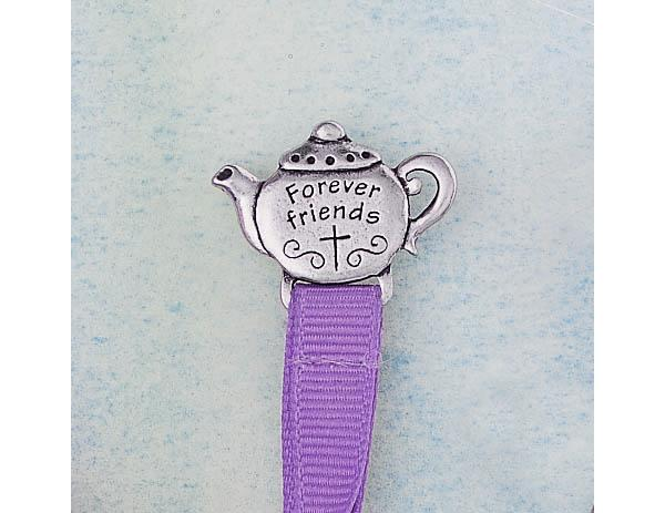 Forever Friends Ribbon Bookmark