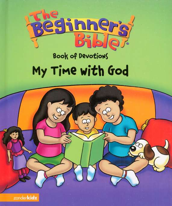 The Beginner's Bible Book of Devotions: My Time with God