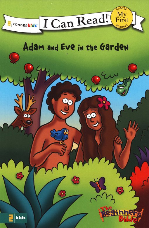 The Beginner's Bible: Adam and Eve in the Garden, My First I Can  Read! (Shared Reading)