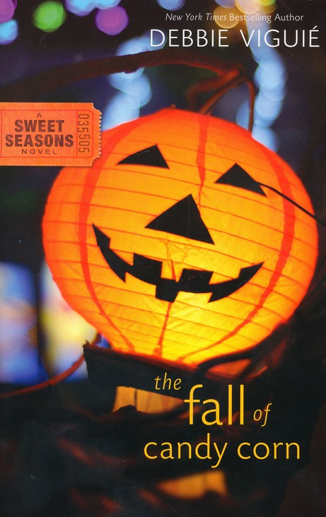 The Fall of Candy Corn, A Sweet Seasons Novel #2