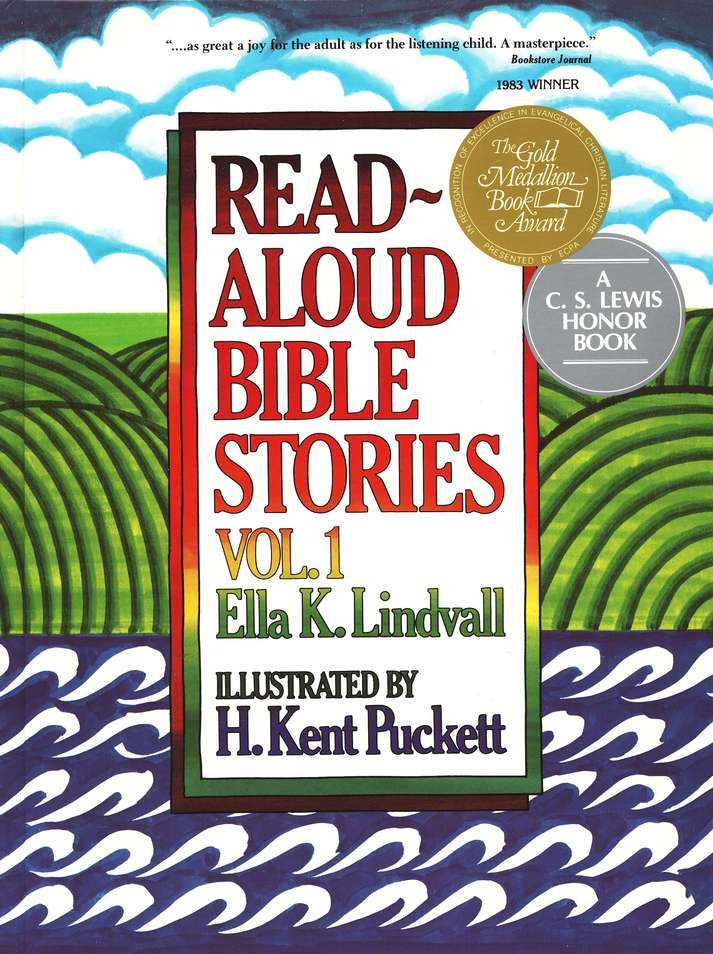 Read-Aloud Bible Stories, Volume 1