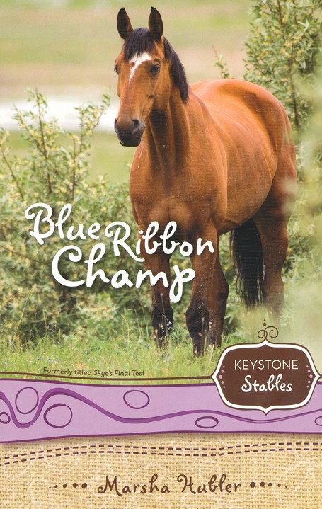 #6: Blue Ribbon Champ