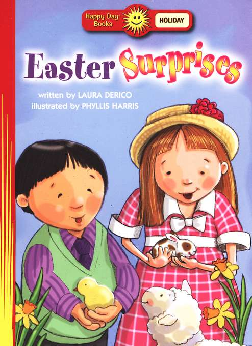 Happy Day Books, Holiday: Easter Surprises